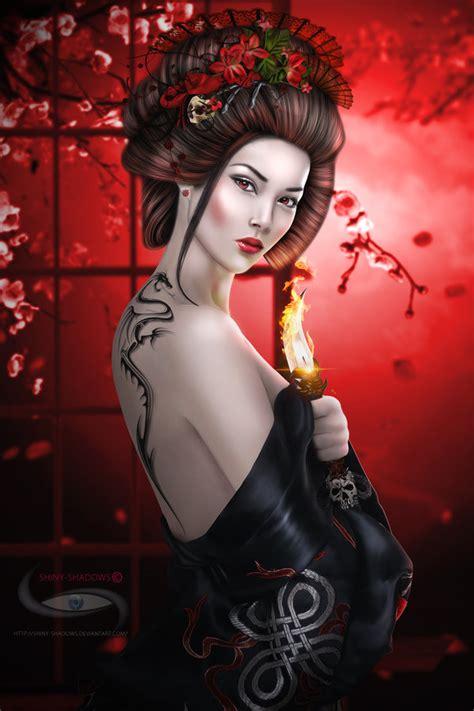 fantasy geisha jpg 600x900