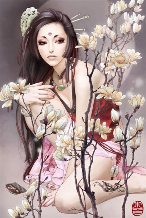 Final fantasy memoirs of a geisha trailer youtube jpg 500x747